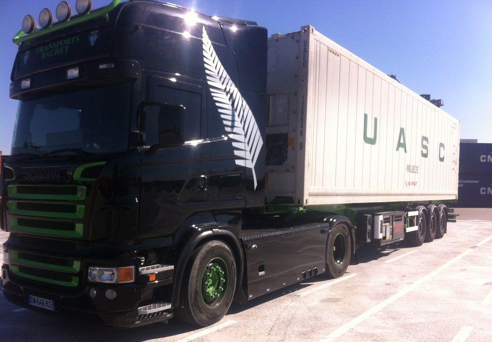 Transports-rachet